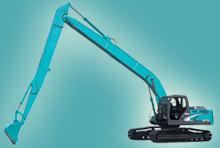 Special excavator