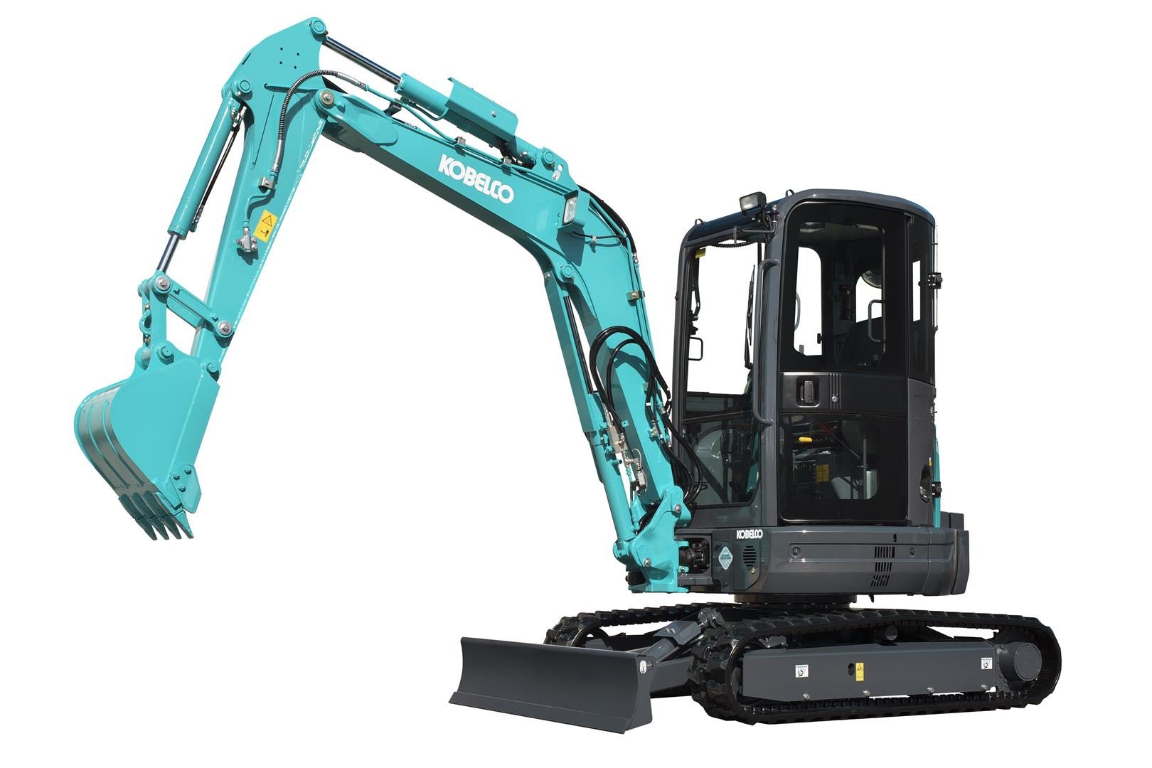 Kobelco Construction Machinery introduces three new mini-excavators