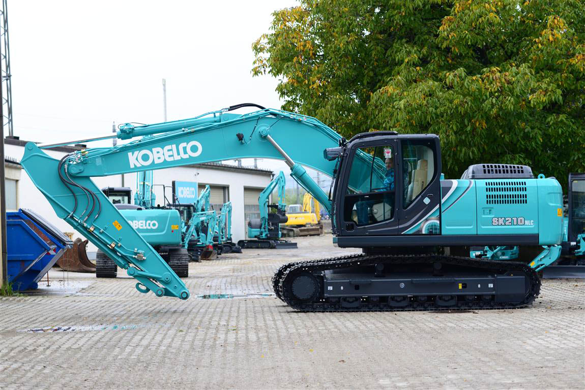 The new Kobelco Generation -10
