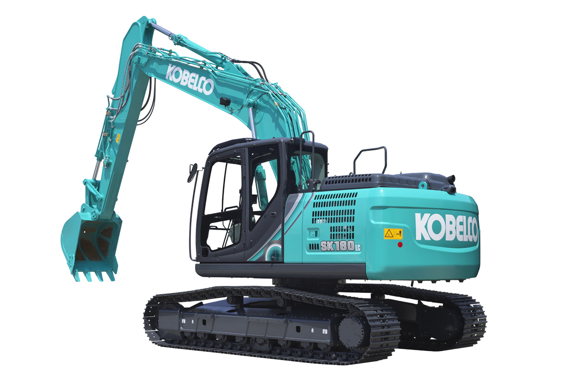 2 new models complement the Kobelco product range
